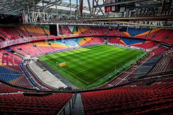 Kidstour Amsterdam Arena