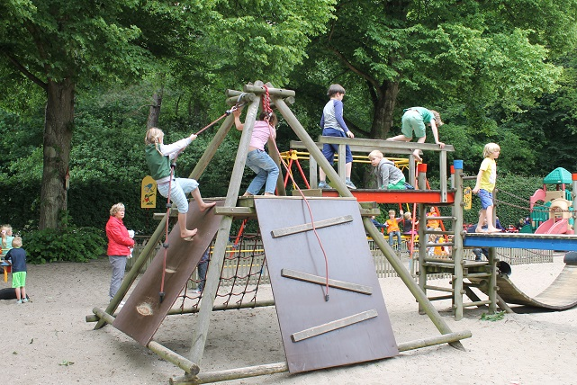 Speeltuin Groenendaal