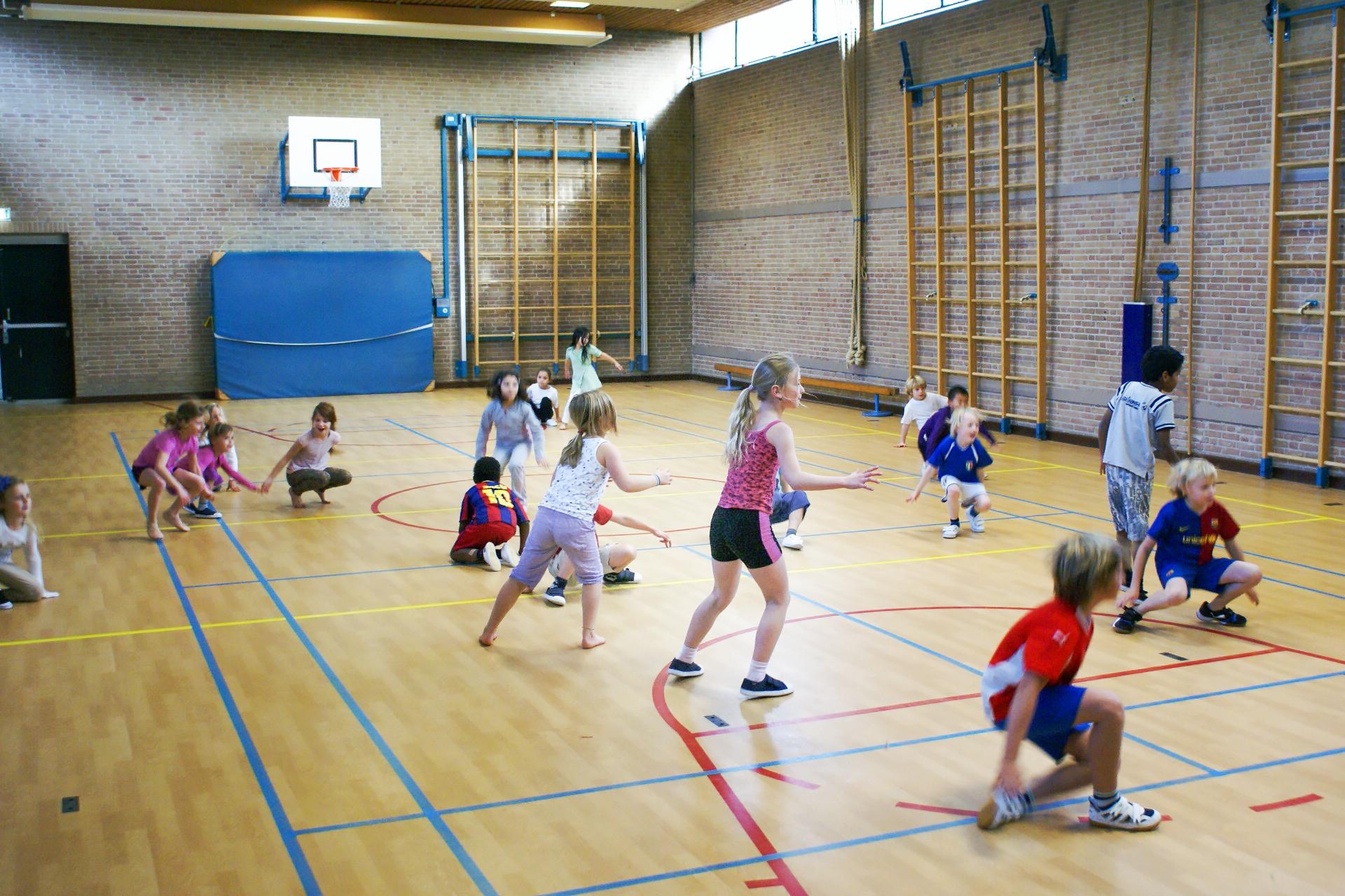 Sportieffeestje in Amstelveen