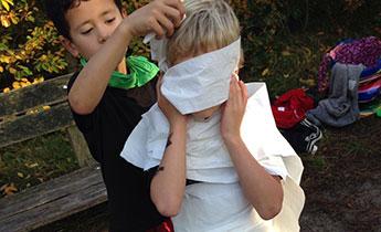 ninja-mummiefeestje