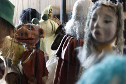 Marionettentheater de Bokkesprong