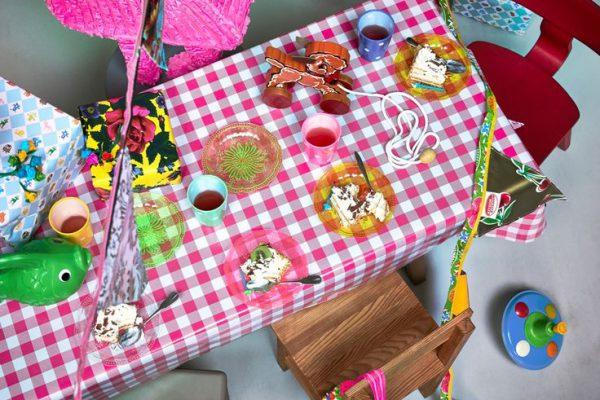 Creatief kinderfeestje bij Kitsch Kitchen