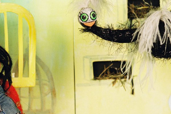 Poppentheater bij Scratch Marionetten
