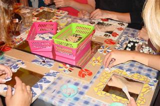 Creatieve workshop bij Werk aan de Winkel