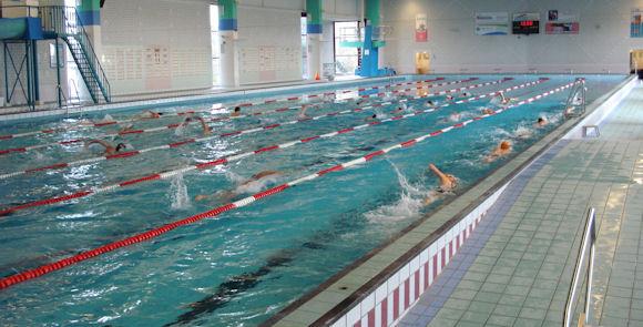 Zwemfeestje bij Horeca Scholten