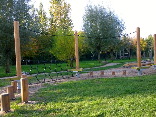Feestje in de natuur in Houten