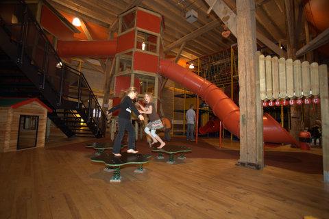 Speelparadijs De Leeuwenborg