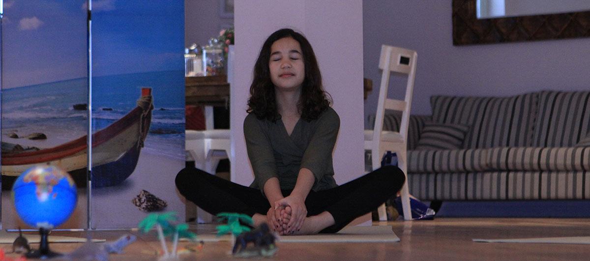 Het Yoga Eiland