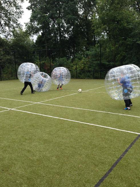 Bubble Kinderfeestje