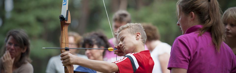 Actief of creatief feestje bij Recreatiepark 't Zand