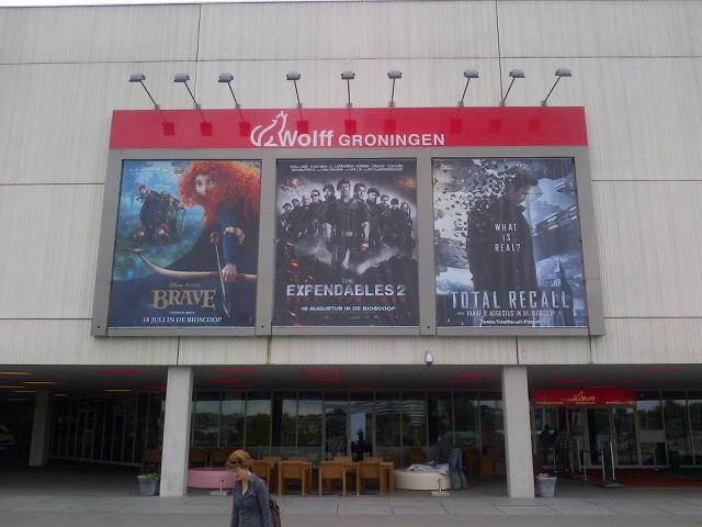 Wolff Bioscoop Groningen
