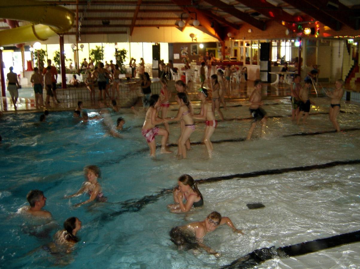 Zwembad de Wildert