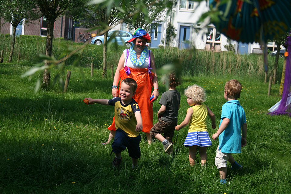 Clown Wondertje