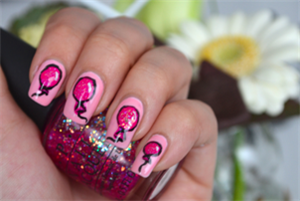 Glamour Party bij La Rose Nails