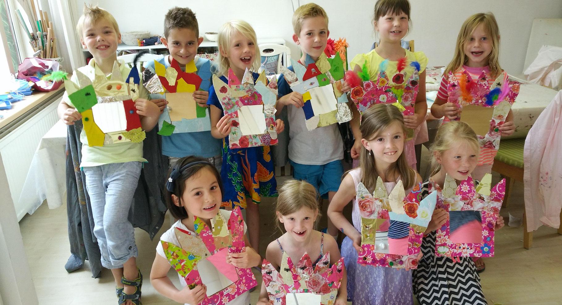 Iets Nieuws Kinderfeestje Leiden en omgeving? Kijk eens op Kidzy.nl #AX42